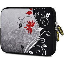 Load image into Gallery viewer, AMZER 10.5 Inch Neoprene Zipper Sleeve Pouch Tablet Bag - Verona Swirl