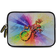 Load image into Gallery viewer, AMZER 10.5 Inch Neoprene Zipper Sleeve Pouch Tablet Bag - Colour Blur