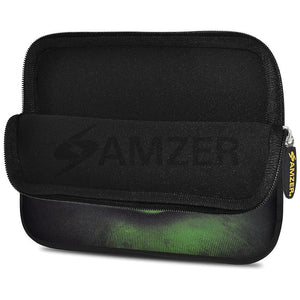 AMZER 10.5 Inch Neoprene Zipper Sleeve Pouch Tablet Bag - Lonely Apple
