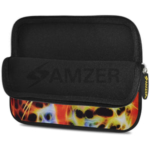 AMZER 10.5 Inch Neoprene Zipper Sleeve Pouch Tablet Bag - Big Cat