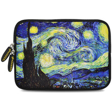 Load image into Gallery viewer, AMZER 10.5 Inch Neoprene Zipper Sleeve Pouch Tablet Bag - Arctic Lights