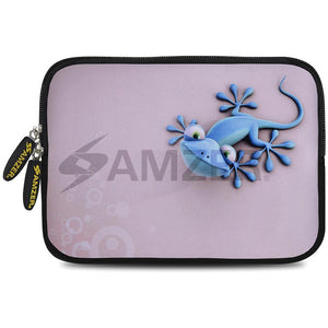 AMZER 10.5 Inch Neoprene Zipper Sleeve Pouch Tablet Bag - Lonely Soul