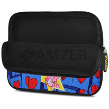 Load image into Gallery viewer, AMZER 10.5 Inch Neoprene Zipper Sleeve Pouch Tablet Bag - Love Network