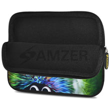 Load image into Gallery viewer, AMZER 10.5 Inch Neoprene Zipper Sleeve Pouch Tablet Bag - Curious Eyes