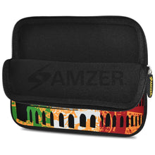 Load image into Gallery viewer, AMZER 10.5 Inch Neoprene Zipper Sleeve Pouch Tablet Bag - Colosseum