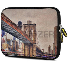 Load image into Gallery viewer, AMZER 10.5 Inch Neoprene Zipper Sleeve Pouch Tablet Bag - Bridge Link