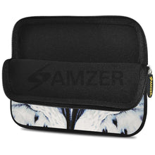 Load image into Gallery viewer, AMZER 10.5 Inch Neoprene Zipper Sleeve Pouch Tablet Bag - Focus Owl Close
