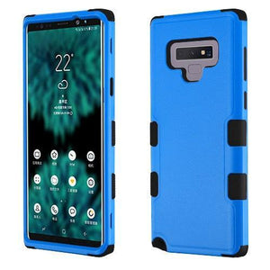 AMZER® TUFFEN Hybrid Phone Protector Cover - Blue/Black for Samsung Galaxy Note9