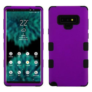 AMZER® TUFFEN Hybrid Protector Cover - Purple/Black for Samsung Galaxy Note9
