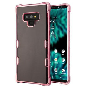 AMZER® TUFFEN CandyTPU Skin Cover - Rose Gold for Samsung Galaxy Note9