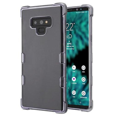 AMZER® TUFFEN CandyTPU Skin Cover - Grey for Samsung Galaxy Note9