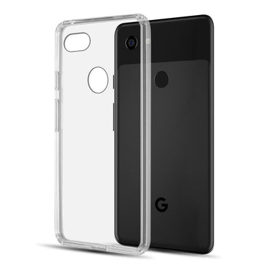 AMZER® SlimGrip Hybrid Case - Clear for Google Pixel 3