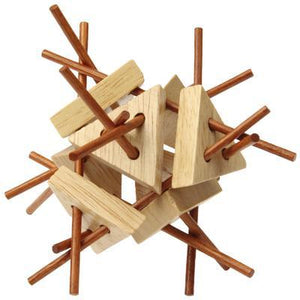 Wooden Adult Educational Toys Recreational Toys