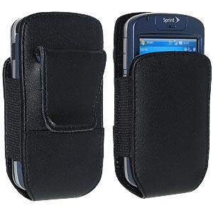 AMZER Soft Leather Holster for Garmin Garminfone
