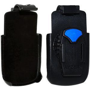 AMZER Crystal/ Rubberized/ Skinned Case Holster for Treo 680