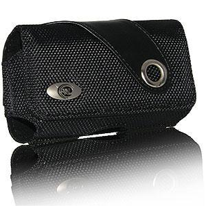 Wigan Premium Mobile Horizontal Case for BlackBerry 8100