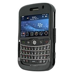 AMZER Aluminum Case - Black for BlackBerry Bold