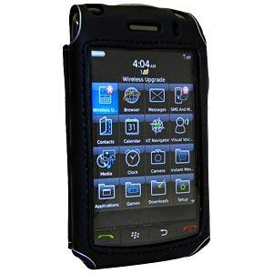 AMZER Touch Thru Platinum Skin Case for BlackBerry Storm 9530