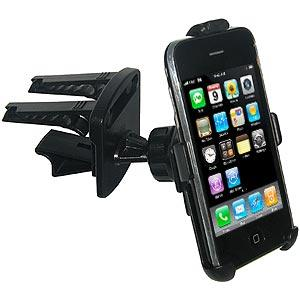 Amzer Swiveling Air Vent Mount for iPhone, iPhone 3G, iPhone 3G S