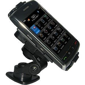 Amzer 3M Adhesive Dash or Console Mount for BlackBerry Storm 2 9520, BlackBerry Storm 9500