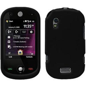AMZER Silicone Skin Jelly Case for Motorola MOTOSURF A3100 - Jet Black