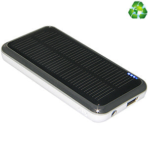 AMZER 3500 mAh Battery Backup Solar Charger for Acer beTouch E100