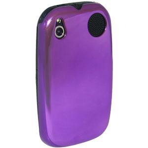 AMZER Chromium Click Case - Purple for Palm Pre