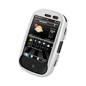 AMZER Aluminum Case - Silver for Palm Pre