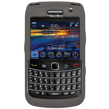Load image into Gallery viewer, AMZER Silicone Skin Jelly Case for BlackBerry Bold 9700 - Grey