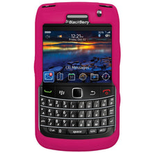 Load image into Gallery viewer, AMZER Silicone Skin Jelly Case for BlackBerry Bold 9700 - Hot Pink