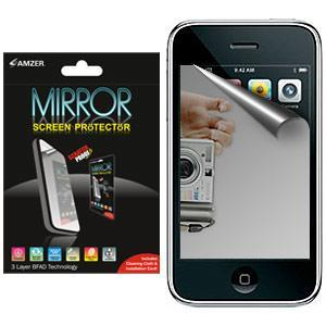 AMZERKristal Mirror Screen Protector for iPod Touch 2G