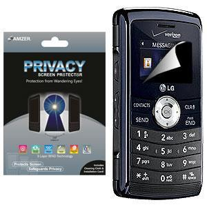 AMZER® Kristal™ Privacy Protector Shield for LG enV3 VX9200
