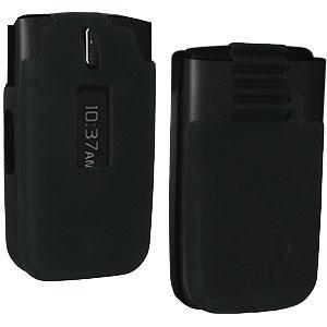 AMZER® Silicone Skin Jelly Case - Black for Nokia 1606