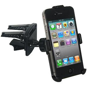 Amzer Swiveling Air Vent Mount for iPhone 4S, iPhone 4