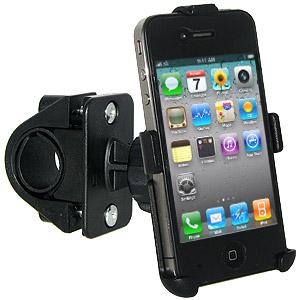 Amzer Bicycle Handlebar Mount for iPhone 4S, iPhone 4