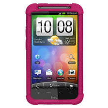 Load image into Gallery viewer, Amzer Silicone Skin Jelly Case - Hot Pink for HTC Desire HD