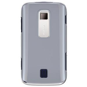 AMZER® Snap On Crystal Hard Case for Huawei Ascend M860 - Clear