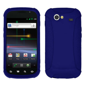 AMZER Shockproof Rugged Silicone Skin Jelly Case for Google Nexus S