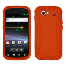 Load image into Gallery viewer, AMZER Shockproof Rugged Silicone Skin Jelly Case for Google Nexus S
