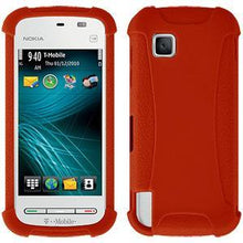 Load image into Gallery viewer, AMZER Shockproof Rugged Silicone Skin Jelly Case for Nokia Nuron 5230