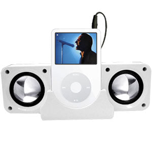 FullBlast Speaker  White for iPod 3rd Gen