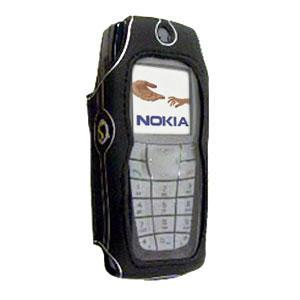 AMZER Skin Suit Case with Swivel clip for Nokia 3220