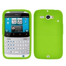 Load image into Gallery viewer, AMZER Silicone Skin Jelly Case for HTC ChaCha - Green