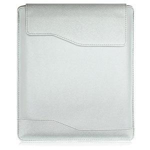 AMZER Ballistic Nylon Vertical Pouch - Silver for Amazon Kindle Fire HD 8.9