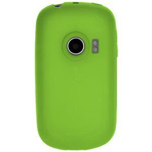 AMZER® Silicone Skin Jelly Case - Green for Huawei M835