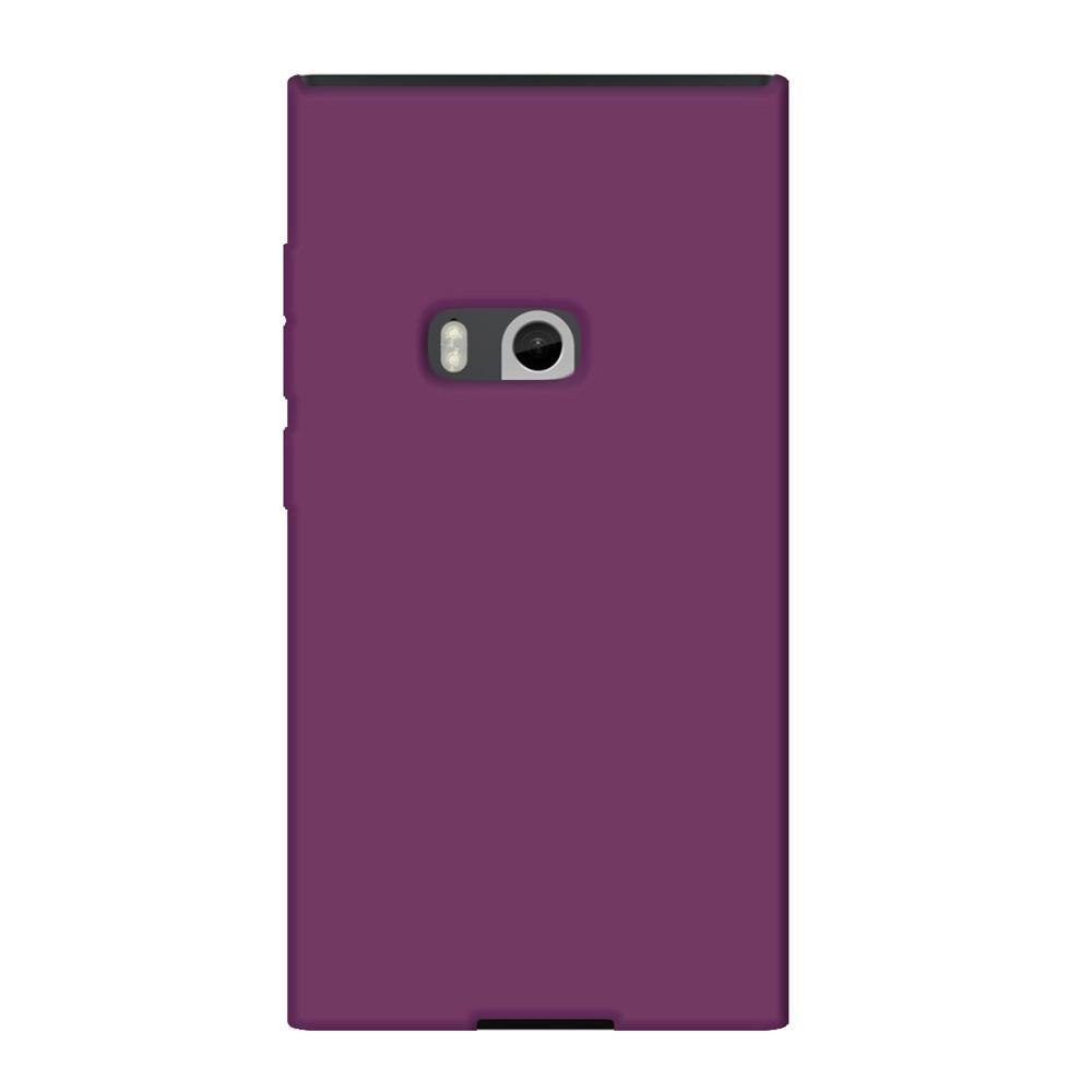 AMZER Silicone Skin Jelly Case for Nokia N9 - Purple