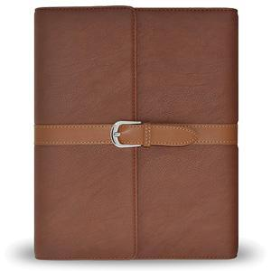 AMZER Trifecta - Brown for Apple iPad 4 with Retina Display