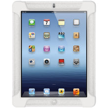 Load image into Gallery viewer, AMZER Shockproof Rugged Silicone Skin Jelly Case for iPad 3 - Solid White