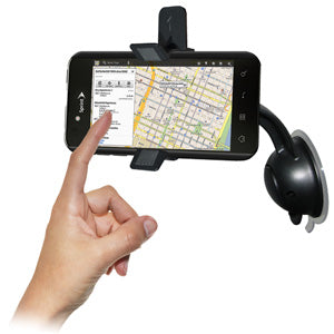 AMZER Car Mount & Case System for LG Optimus Black