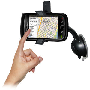 AMZER Car Mount & Case System for BlackBerry Torch 9800